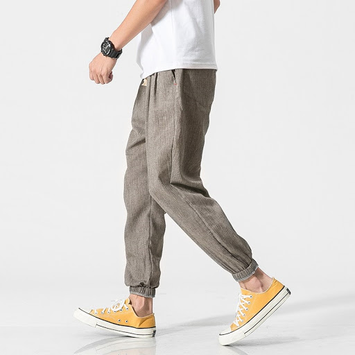 Getting the Perfect Pair of LEONYX Jogger Half CAMO Pants