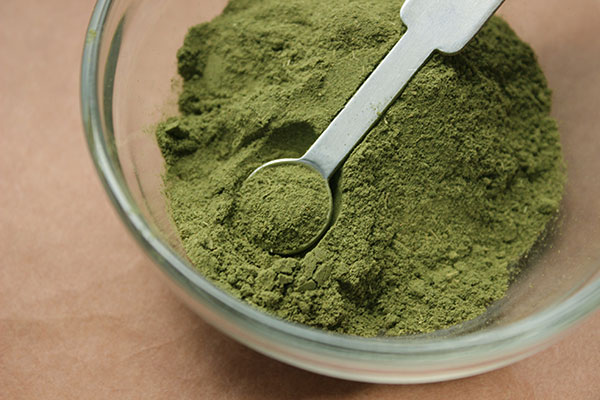 kratom powder blends