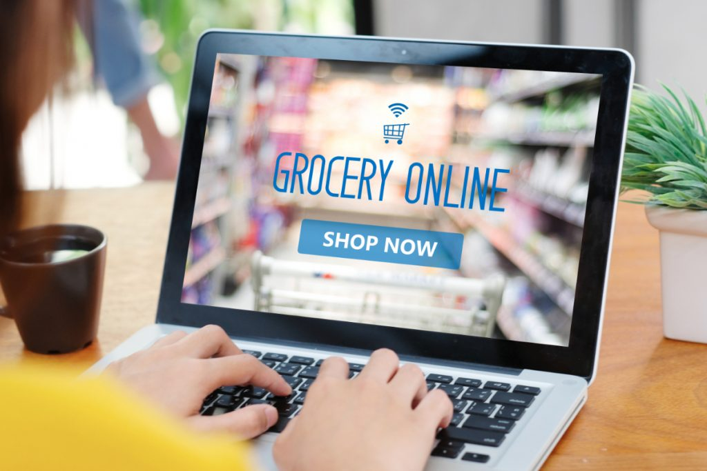 Online Grocery Store